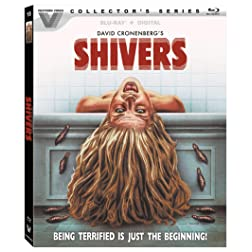 Shivers (Vestron Video Collector's Series) [Blu-ray]