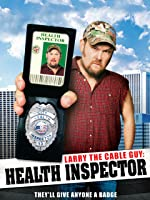 Larry the Cable Guy: Health Inspector [HD]