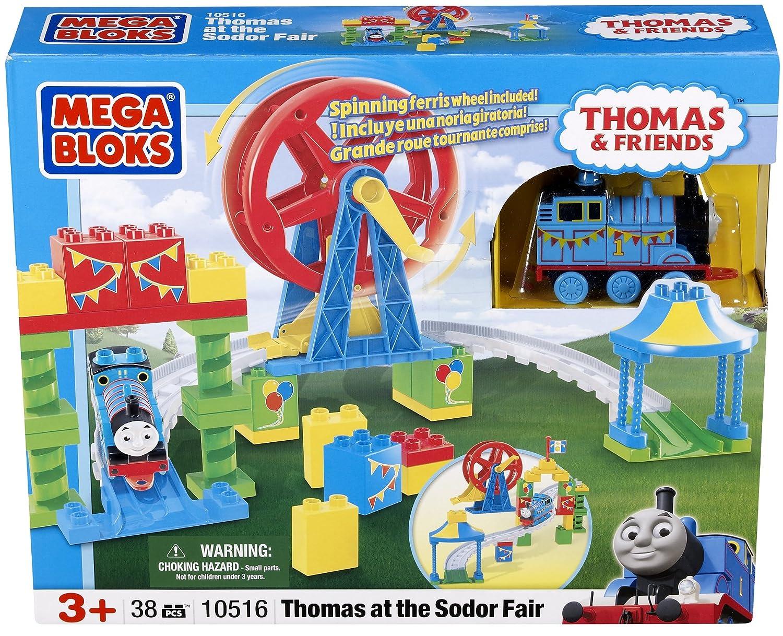 Mega Bloks 10516 – Thomas auf dem Rummel Platz online bestellen