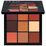 Huda Beauty Obsessions Eyeshadow Palette (Warm Brown)