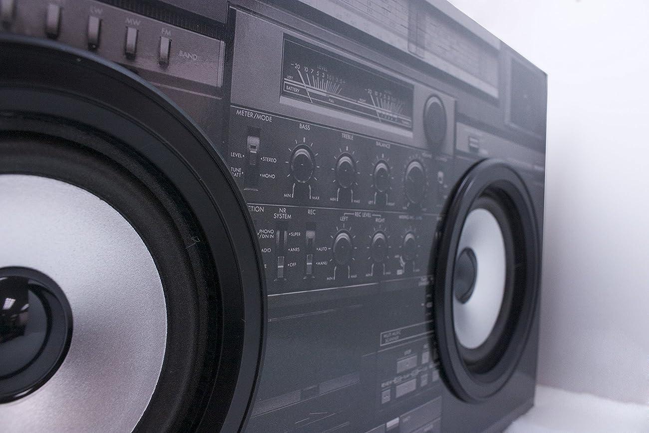 Hype Boom Box Stereo Speaker 4
