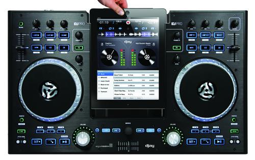 Numark iDJ PRO Premium DJ Controller for iPad 1, 2, a. Mua hàng Mỹ tại e24h. vn