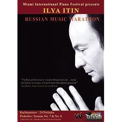 Ilya Itin: Russian Piano Marathon