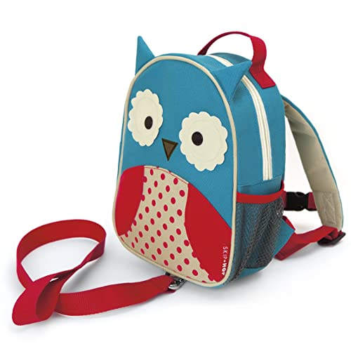 Skip Hop Zoo Safety Toddler Harness Owl