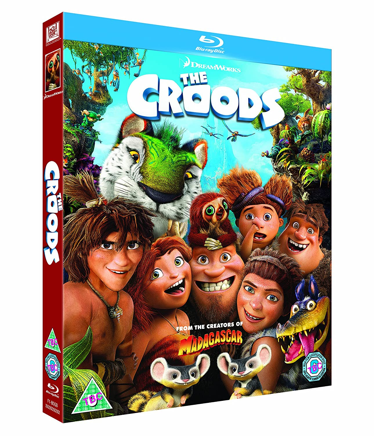 Crood Awakening