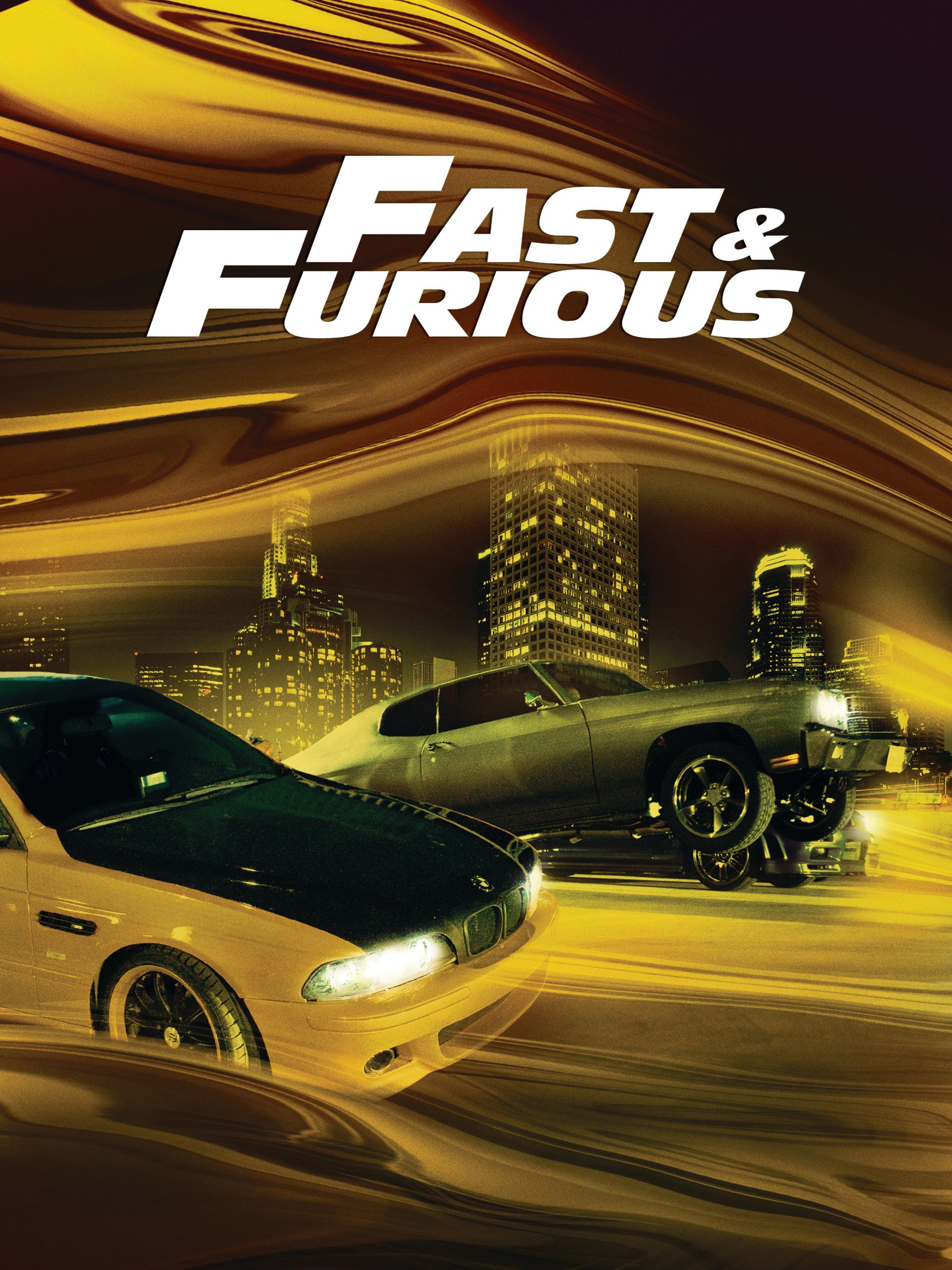 Fast & Furious on Amazon Prime Instant Video UK