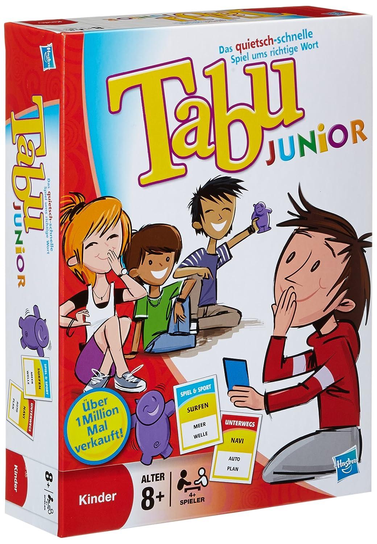 Hasbro 14334100 - Tabu Junior - Edition