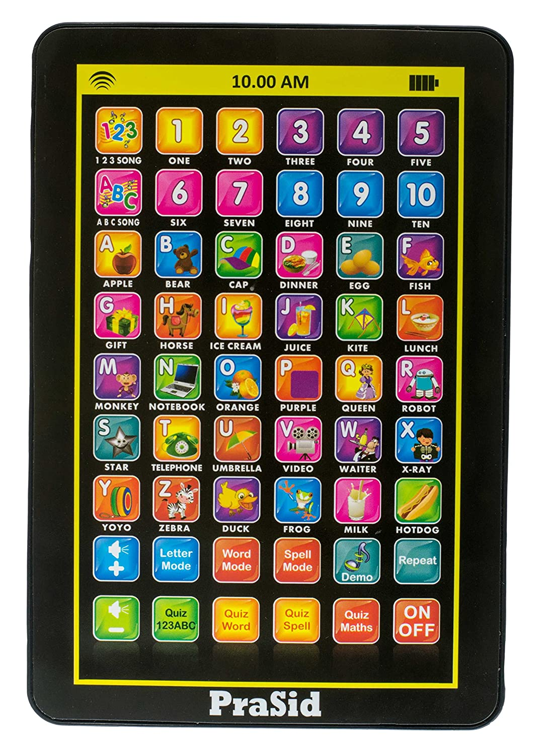 Prasid My Pad Mini English Learning Tablet for Kids By Amazon @ Rs.259