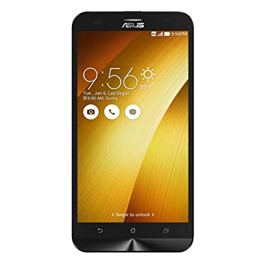 Asus Zenfone 2 Laser 5.5 ZE550KL 6G116IN  Gold  available at Amazon for Rs.7990