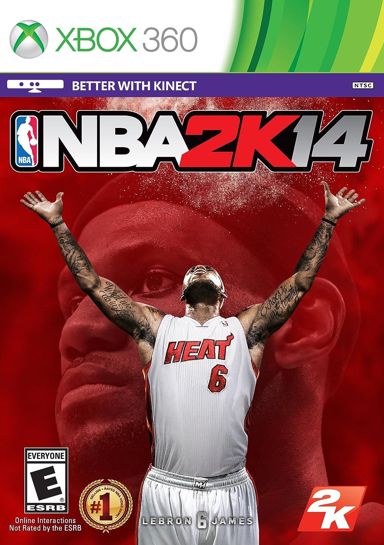 Amazon com NBA 2K14 - Xbox Nba 2k14 Custom Covers Xbox