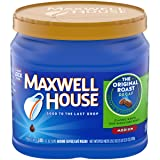 Maxwell House Decaf Original Roast Ground Coffee (29.3 oz Canister) (Color: Multicolor, Tamaño: 29.3 Ounce)
