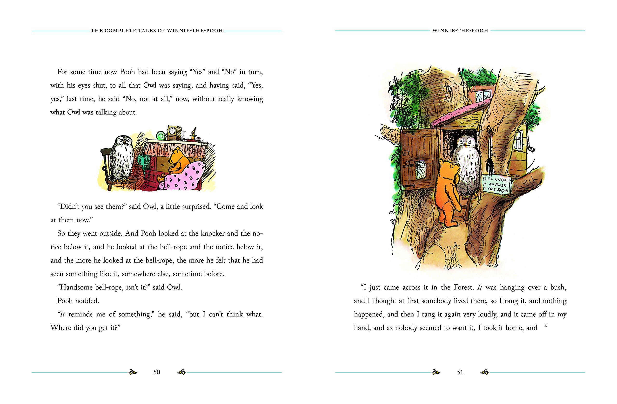 Buy Theplete Tales Of Winniethepooh Book Online At Low Prices In  India  Theplete Tales Of Winniethepooh Reviews & Ratings  Amazon