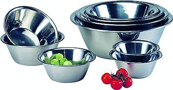 acier inoxydable Karcher Jasmin Cookware Set avec pan 20 pièces avec verre Li...