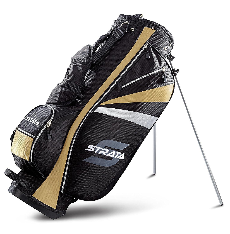Bộ gậy Golf Callaway Strata Plus Mens Complete Golf Set with Bag, 18-Piece