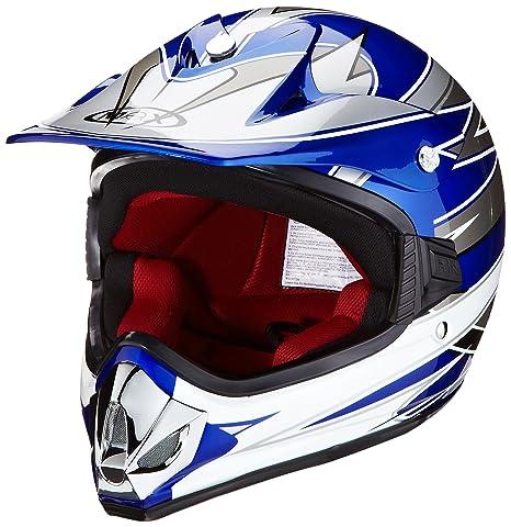 Protectwear v310-bL-xXXS casque de motocross max racing pour enfant (kindermotorradhelm