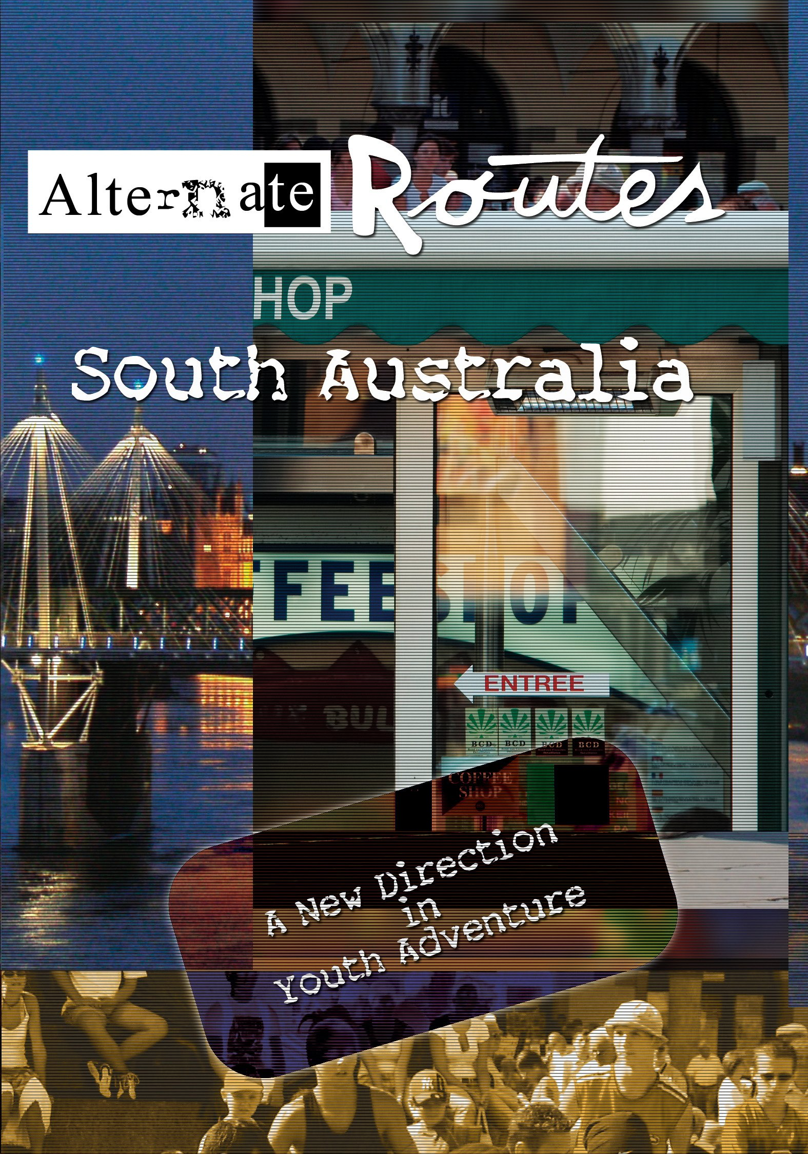 Alternate Routes - South Australia