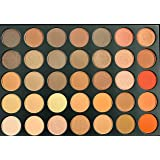 Resist Cosmetics Pigmented Matte and Shimmer 35 Colors Chunky