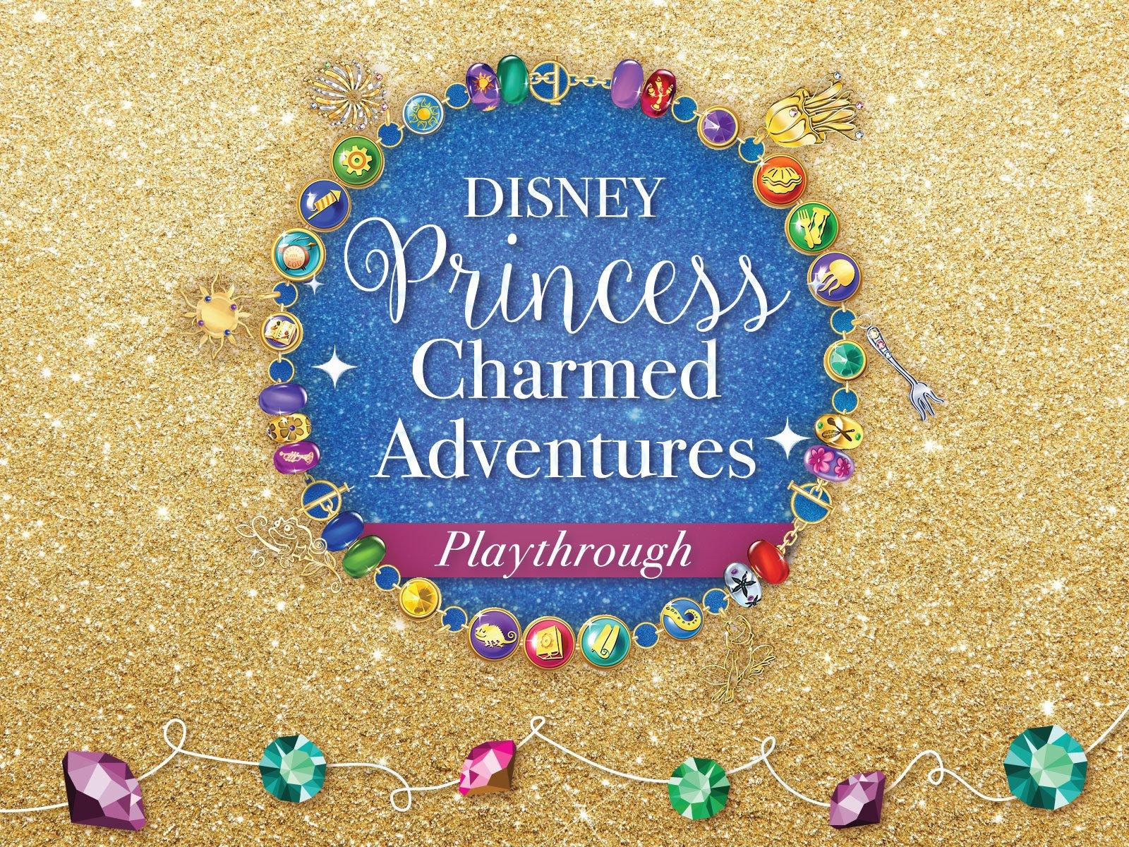 Clip: Disney Princess Charmed Adventures Playthrough - Season 1