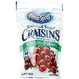 Craisins Reduced Sugar Dried Cranberries, 5 Ounce (Tamaño: 5 Ounce)