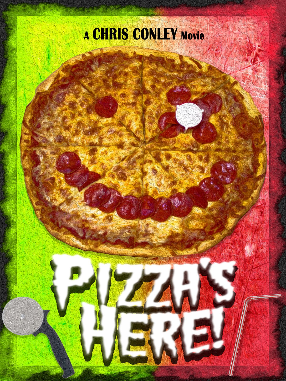 Pizza's Here!