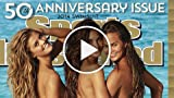 2014 Sports Illustrated Swimsuit Issue Cover: Three...
