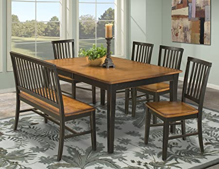 Arlington 6 Pc Dining Set