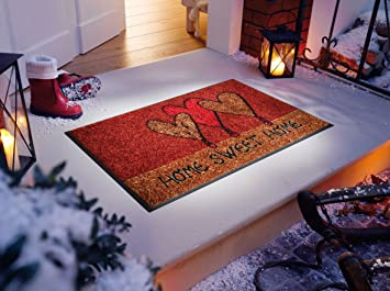 Hot Hot Hot Sale Wash Dry 029618 Fuaÿmatte Home Hearts 50 X 75 Cm Your Special Deals Now Sycowhfh1