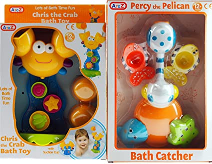 Toy Sets For Toddlers Set of 2 Toddler Bath Toys