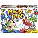 Mouse Trap Game (Amazon Exclusive) (Color: White,red,blue,yellow)