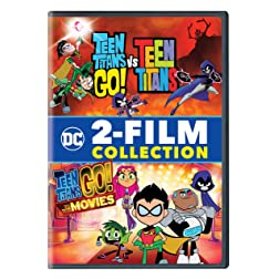 Teen Titans Go! 2-Film Collection (DVD)