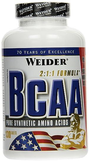 Weider BCAA Tablets, 1er Pack(1 x 208 g)