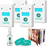 HAPPINEST Ultrasonic Pest Repellerã?Upgraded Edition 2018ã?? Mice Repellent | Pest Control for Rodents, Roaches, Bugs, Spiders, Ants, Mice,
