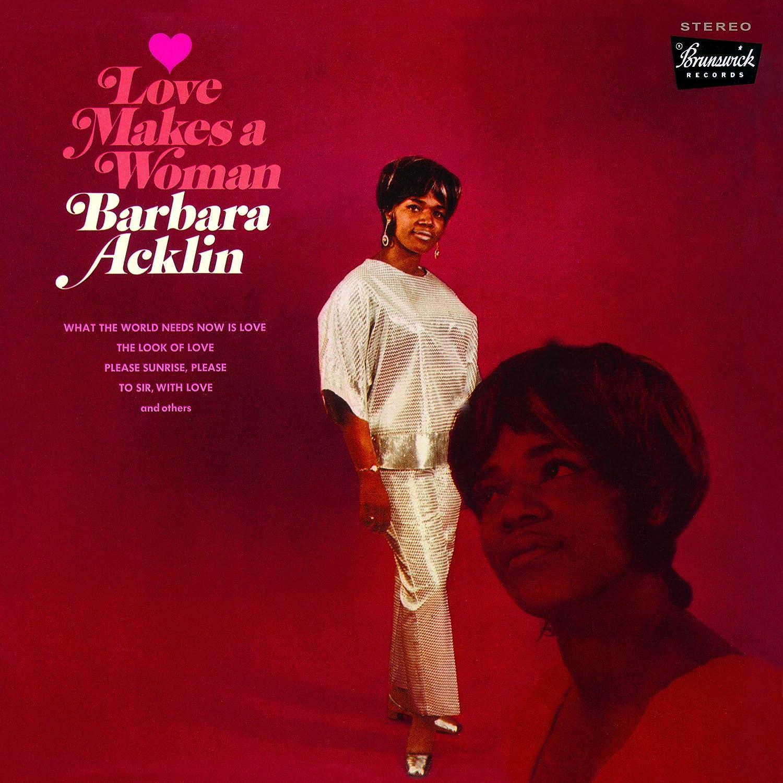 Love Makes a Woman (Bonus Track Version)