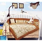 Soho Giant Panda Crib Bedding Collection Baby Bedding
