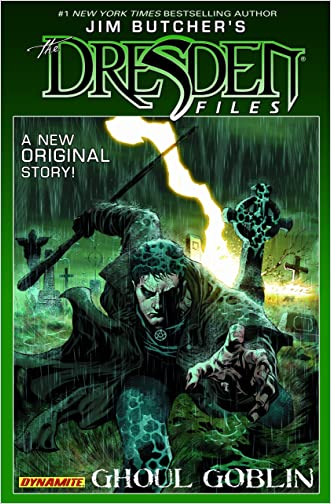 Jim Butcher's The Dresden Files: Ghoul Goblin, Vol. 1 (Graphic Novel) (Jim Butcher's The Dresden Files)