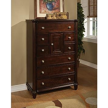 Hawthorne 8-drawer Wood Chest