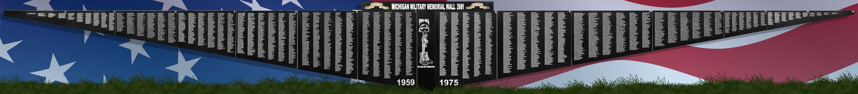 www.MichiganMilitaryMemorialWall.com