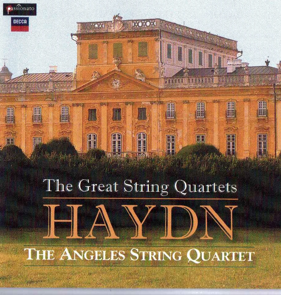 Haydn: The Great String Quartets - Angeles String Quartet