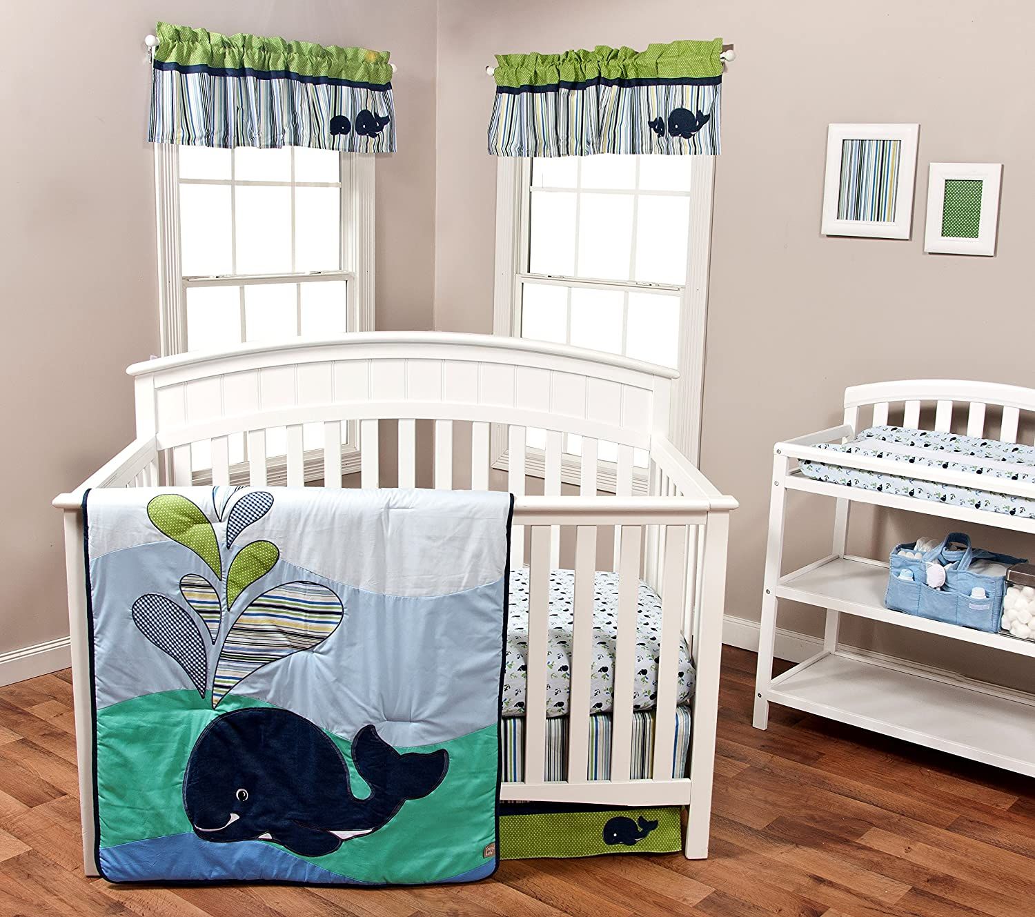 Trend Lab Anchors Away Baby Beddign