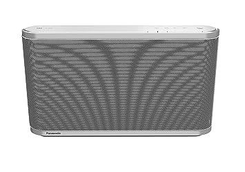 Panasonic SC-ALL8EG-W Enceinte pour MP3 & Ipod Blanc