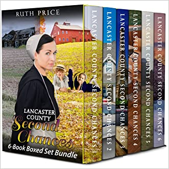 Lancaster County Second Chances 6-Book Boxed Set Bundle (Lancaster County Second Chances (An Amish Of Lancaster County Saga) 7) written by Ruth Price