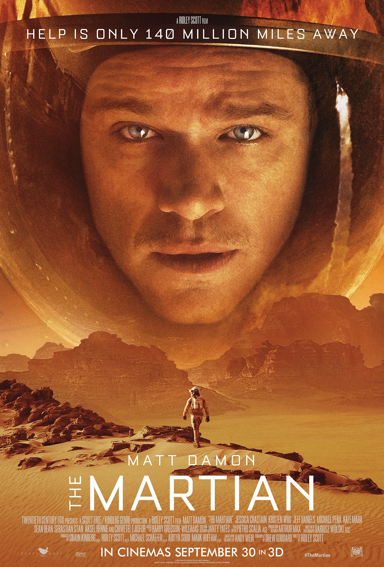 Martian Posters