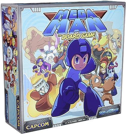 Megaman Table de jeu (En anglais)