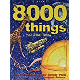 8000 Things You Should Know
