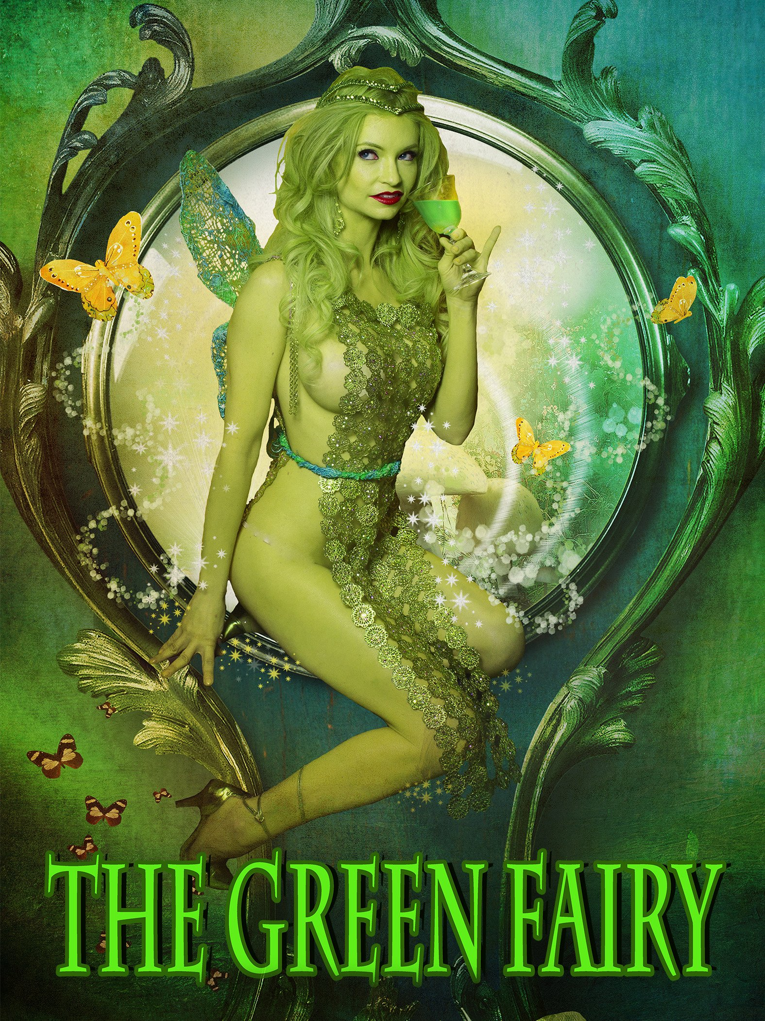 The Green Fairy on Amazon Prime Instant Video UK