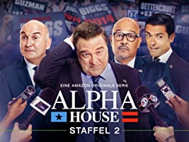 Alpha House - Staffel 2
