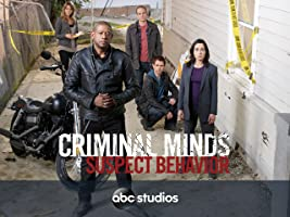 Criminal Minds Suspect Behaviour - Season 1
