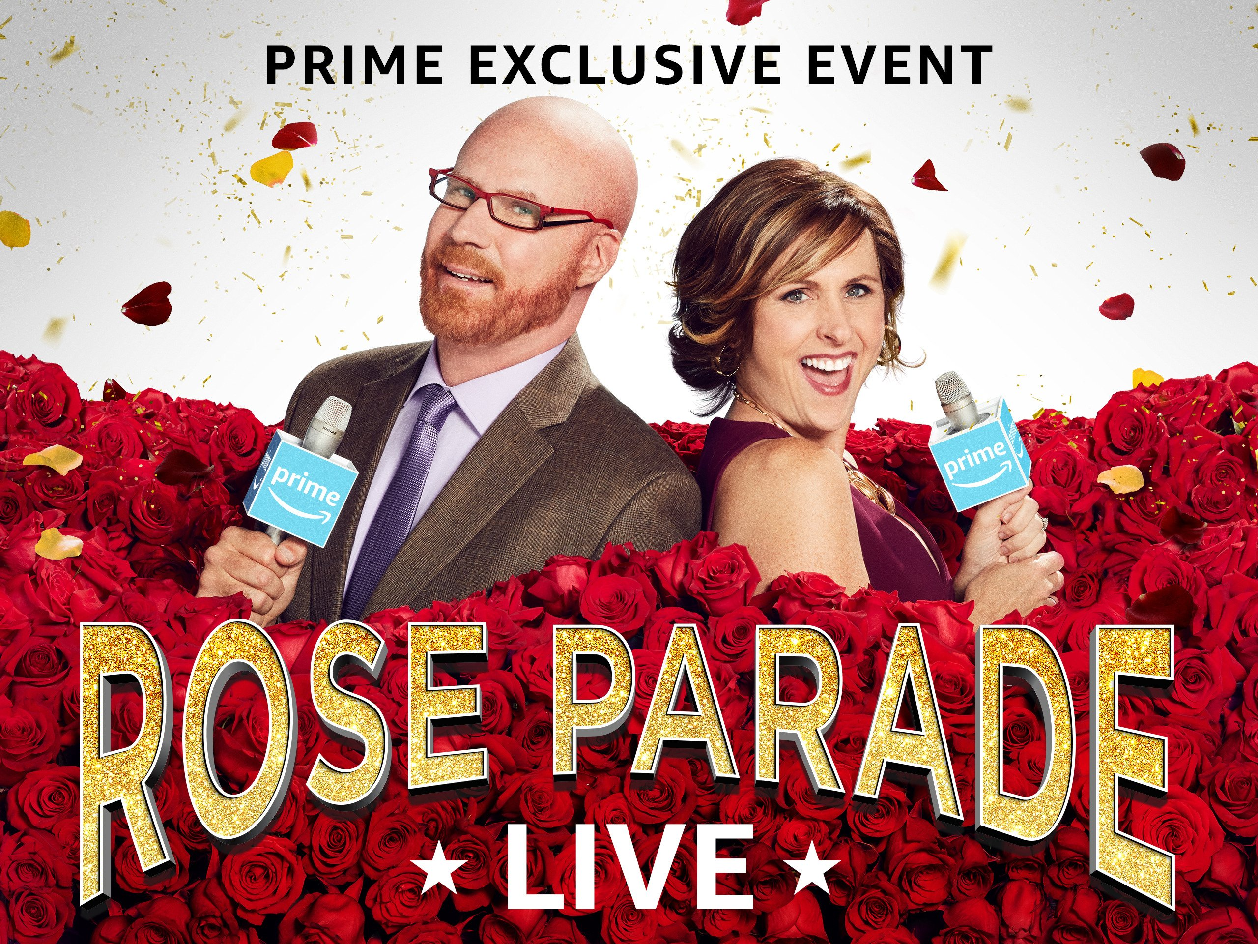 The 2018 Rose Parade Hosted by Cord & Tish on Amazon Prime Instant Video UK