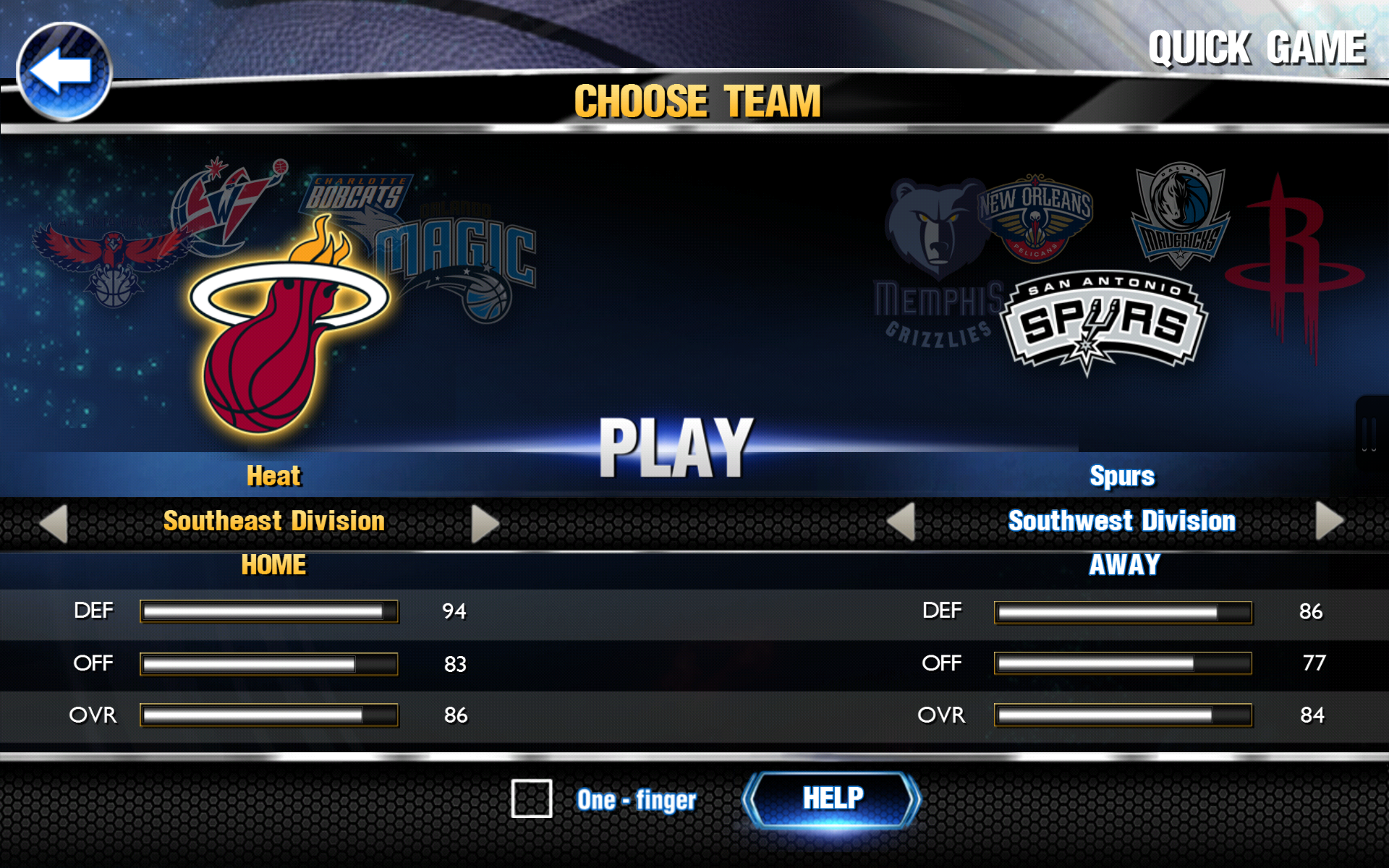 Nba 2k14 for android version 1. 0 & 1. 14[amazon] | free.