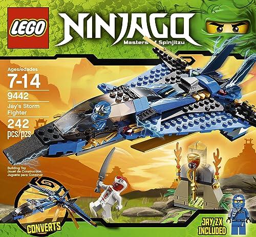 LEGO Ninjago Jay's Storm Fighter
